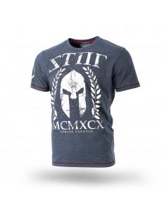 """T-Shirt """"Semper Paratus""""  anthra"""