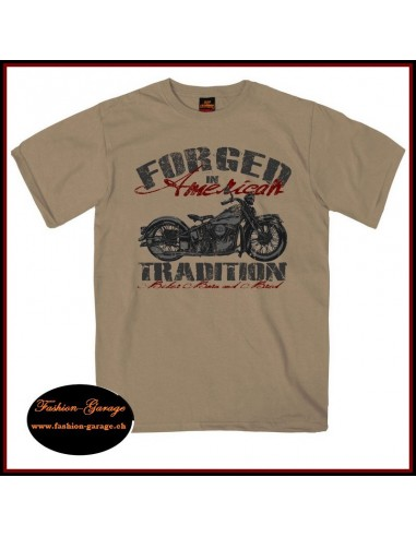 Forged in American Tradition T-Shirt