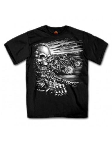 Stipple Riders T-Shirt