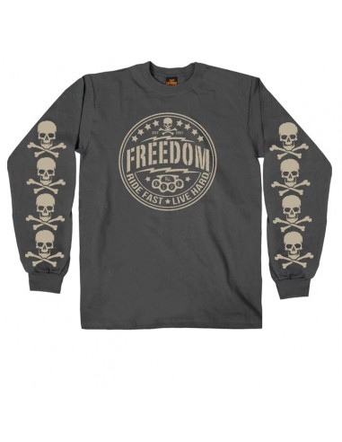 Front Printed Long Sleeve
