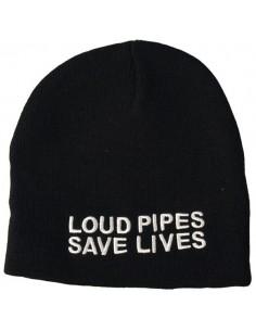Loud Pipes Knit Cap