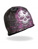 Sublimated Sugar Paisley 2 Knit Hat