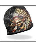 Sublimated Indian Skull Knit Hat