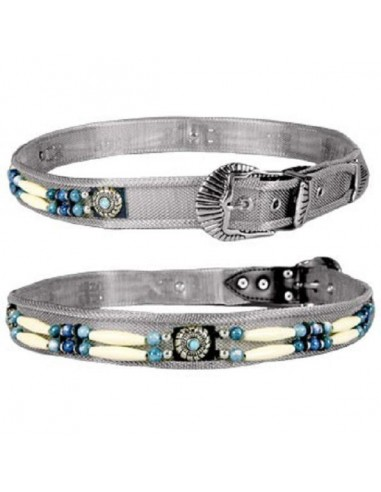 Belt Silver Accents