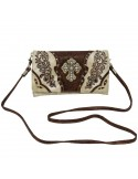 Embroidered & Studded Purse