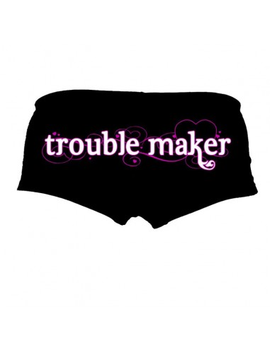 Shorts Trouble Maker