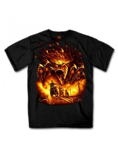 T-Shirt (Fire Bird)