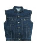 Jeans Gillet Blau (Weste)