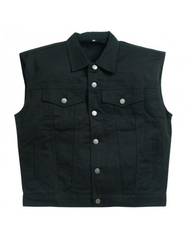 Jeans Gillet Black (Weste)