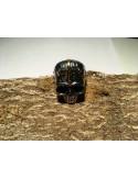 Biker Ring (Schädel mit Kreuz