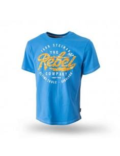 Kvatjord T-Shirt blau
