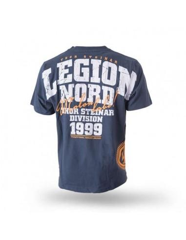 Jorpeland T-Shirt grau