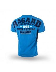Asgard Company T-Shirt ozeanblau