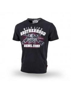 Civil T-Shirt schwarz