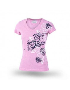 Rosenrod T-Shirt Pink