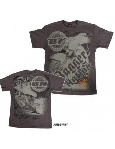 Bagger T-Shirt sand