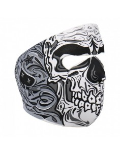 Sugar Skull Face Mask