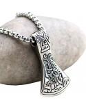 """Viking Halskette """"Axt"""""""