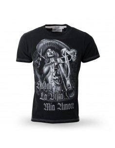 T-Shirt Skjon schwarz