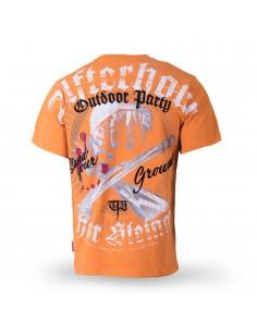 T-Shirt Afterhour orange