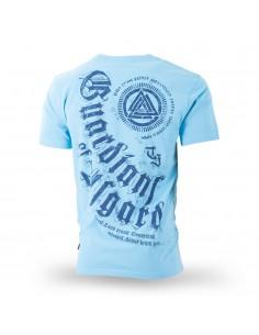 T-Shirt Risor hellblau