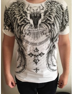 T-Shirt (Novus Ordo Seclorum) Weiss
